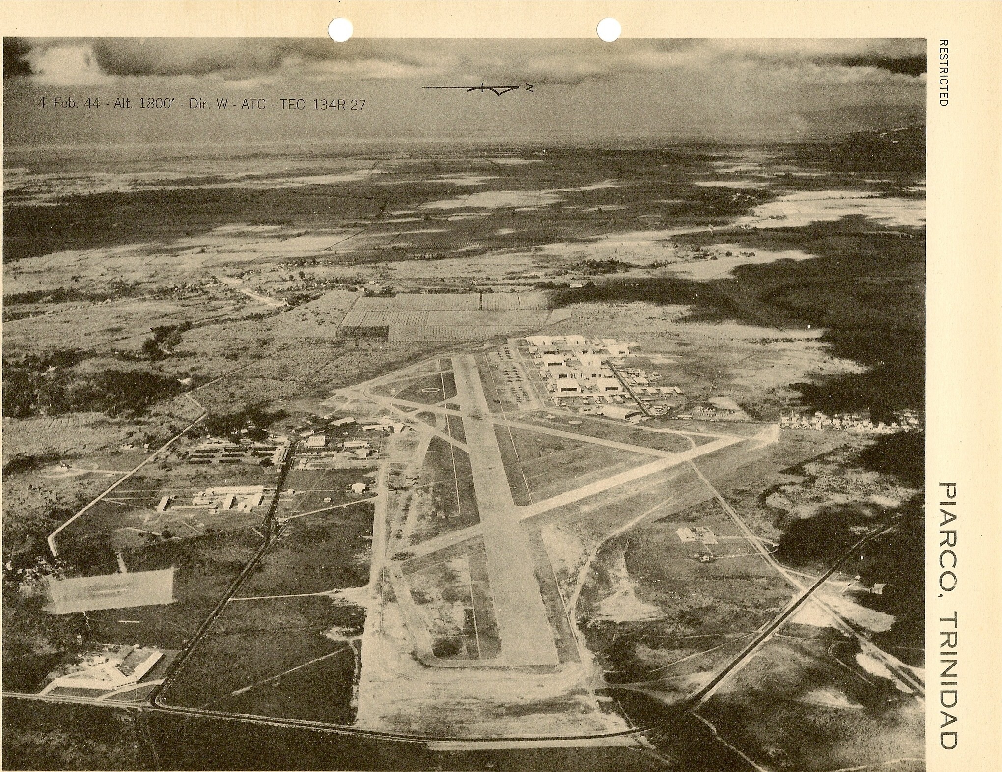 World War 2 Caribbean Airfields